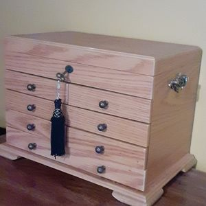 Other - Large jewelry box